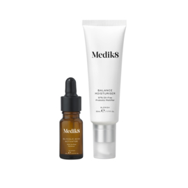 Medik8 balance moisturiser & glycolic acid activator 50+5ml