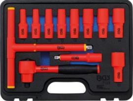 """VDE-Dopsleutelset 10 mm (3/8"""")"""