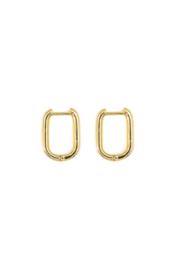Golden rectangle hoops