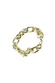 Golden vintage chain bracelet