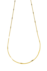 Golden vintage basic chain