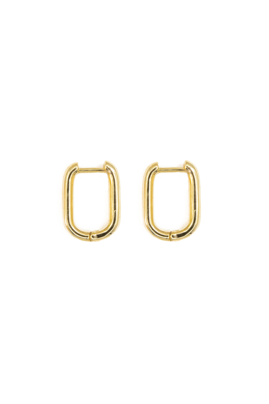 Golden rectangle hoops