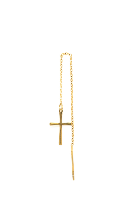 Golden cross chain