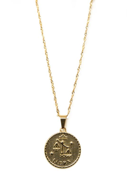 Golden zodiac - Libra
