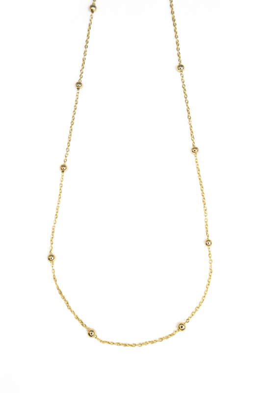 Golden dot chain