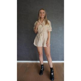 TAYLOR jumpsuit beige