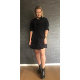 GWEN jurk zwart