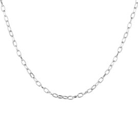 CHAINED UP ketting zilver