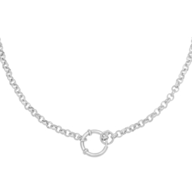 CHAIN RAYLEE ketting zilver