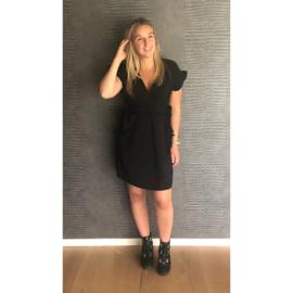 CHARLOTTE  jurk zwart