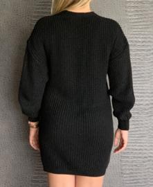 KOURTNEY vest zwart