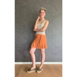 HOLLY rok oranje