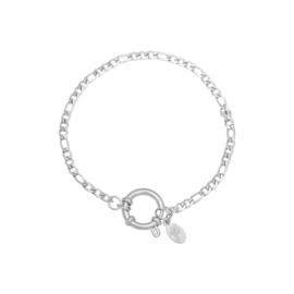 CHAIN FAYE armband zilver