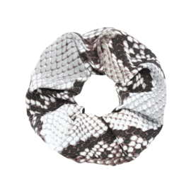 SNAKE LOVER  scrunchie