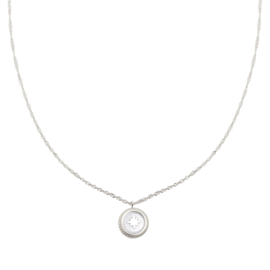 NORTHERN STAR  ketting zilver