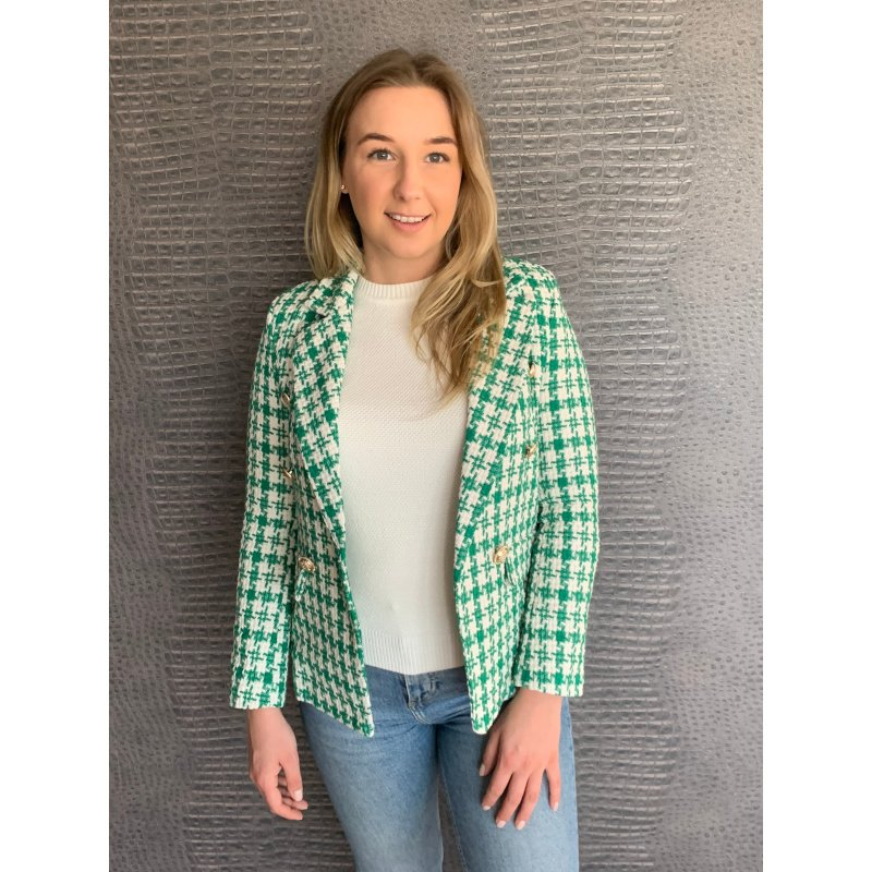 NATALIE blazer
