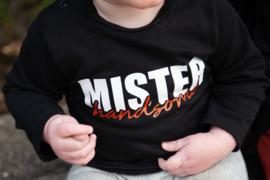 Shirtje - mister handsome