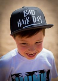 Snapback - bad hair day.