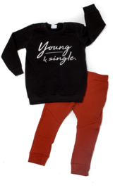 Sweater - Young and single.