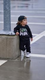 Sweater - cool dude - camoprint