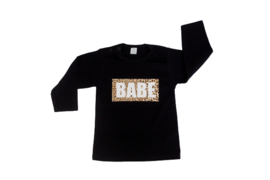 Shirtje - twee kleurtjes + babe