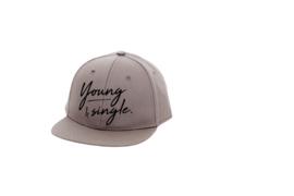 Snapback - young & single.