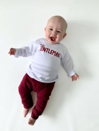 Shirtje 'Little gentleman'