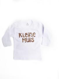 Shirtje ' kleine + achternaam'