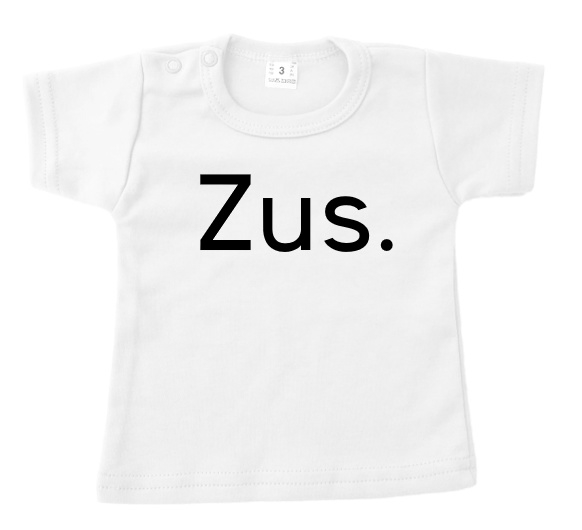Shirtje - Zus.