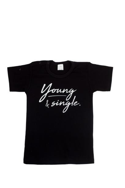 Shirtje - young & single.