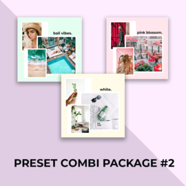 Preset Combi Package #2
