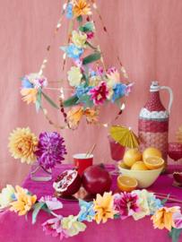 Meri Meri - Kandelaar bloemen