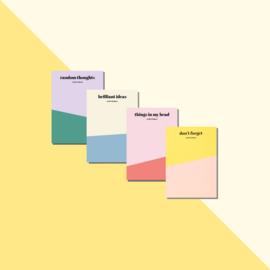 Noteblockset Studio Stationery
