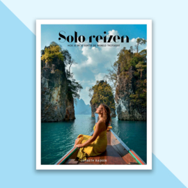 Solo reizen - Liesbeth Rasker (51k followers)