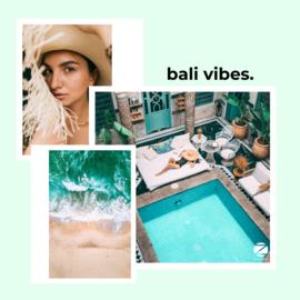 Preset Social Friendz Bali Vibes