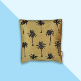 Sierkussen Palmbomen