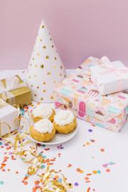 Inpakservice 'Birthday' Social Friendz Shop