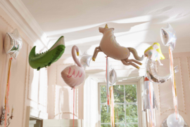 Meri Meri - Ballon Eenhoorn