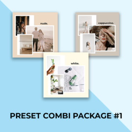 Preset Combi Package #1