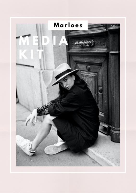 Mediakit Black & Pink