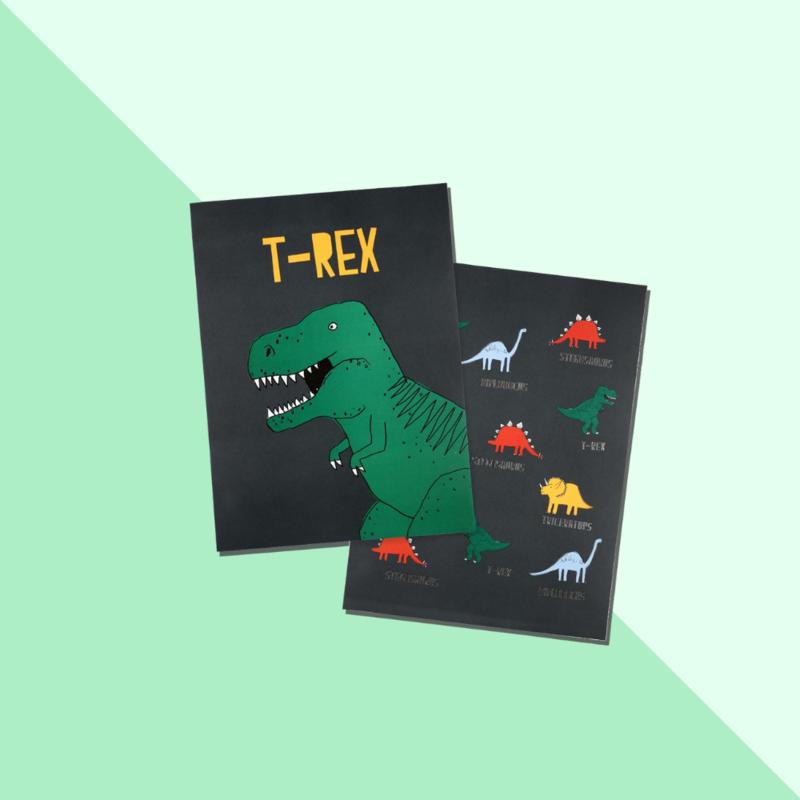 Meri Meri - Poster Dinosaur