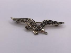 Vogel broche