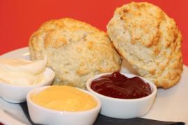 Huisgemaakte scones