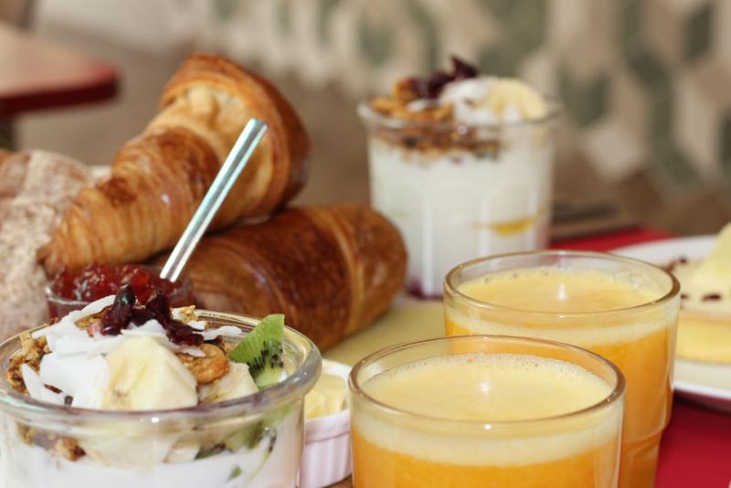 Compleet ontbijt