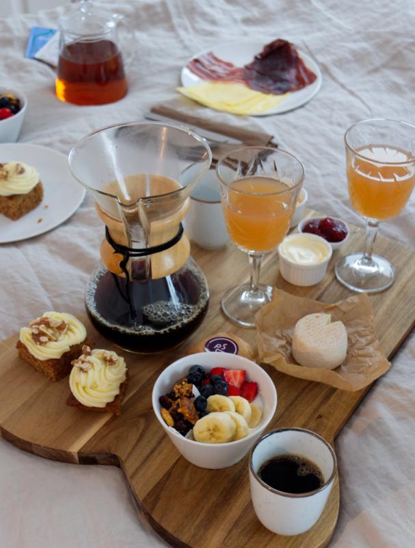 Luxe lokaal ontbijt