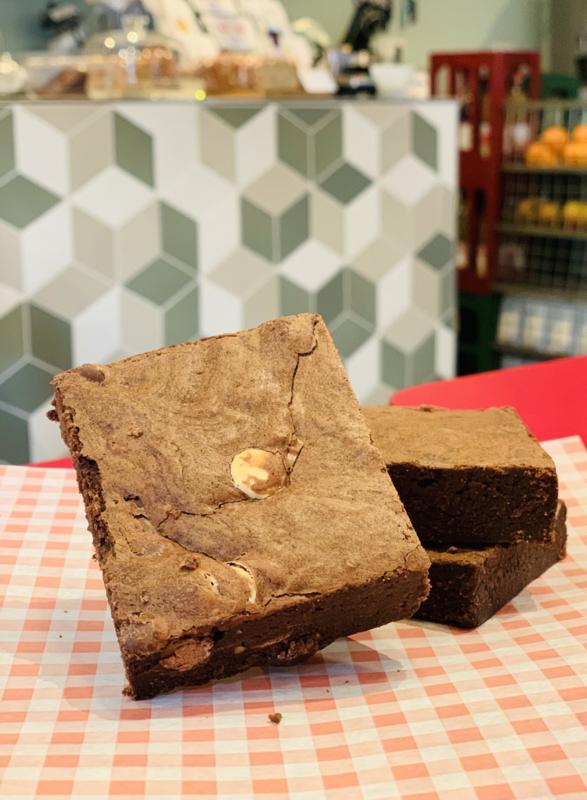 Brownies en 7-layers