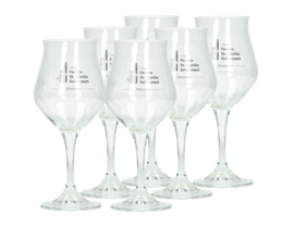 Doos met 6x Kónzaerke-glas | eenmalige uitgave