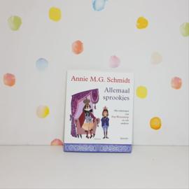 Boek - Allemaal Sprookjes - Annie MG Smidt - Refurbished
