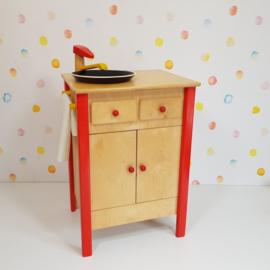 Houten Keukentje - Refurbished
