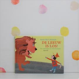Boek - De Leeuw Is Los - Nieuw